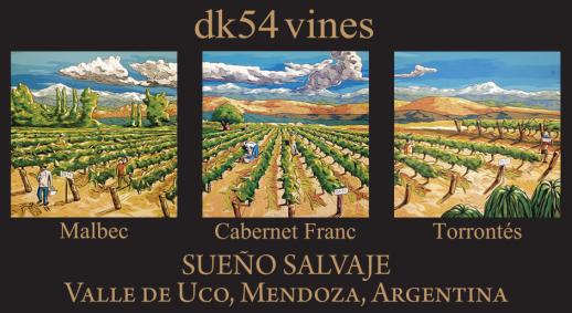 dk54 vines logo